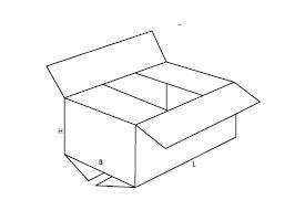 pudełko kartonowe 0201