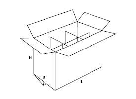 pudełko tekturowe 0207
