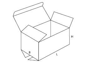 pudełko z tektury 0212