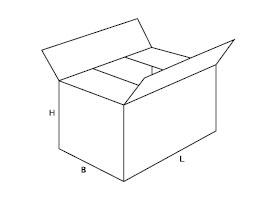 pudełko kartonowe 0225