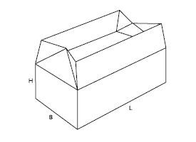 pudełko tekturowe 0226