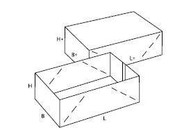pudełko składane 0303