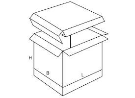 składane pudełko tekturowe 0325