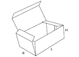 pudełko z kartonu 0420