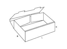 pudełko tekturowe 0423