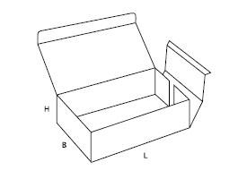 pudełko tekturowe 0428