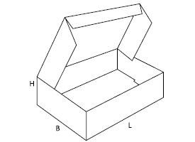 pudełko tekturowe 0429