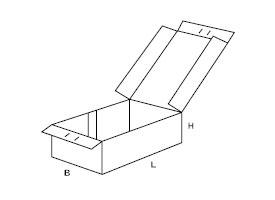 pudełko tekturowe 0440