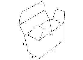 pudełko tekturowe 0444