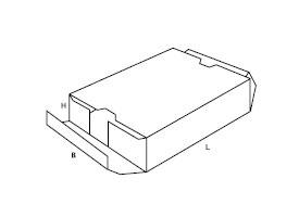 pudełko kartonowe 0447