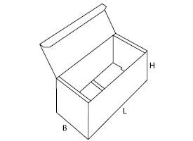 pudełko z tektury 0470
