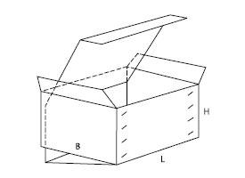 pudełko z tektury 0511