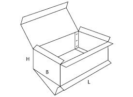 pudełko kartonowe 0512