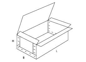 pudełko tekturowe 0601