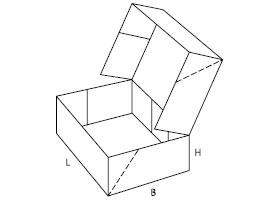 pudełko tekturowe 0759